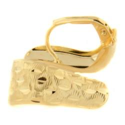 Zlaté náušnice E10363-1279