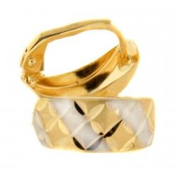 Zlaté náušnice E10350-001