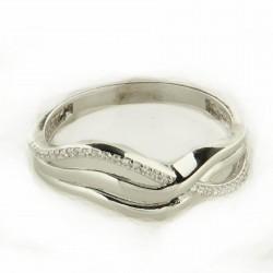 Zlatý prsten IYZ123W