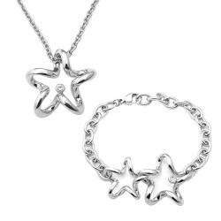Set Tribal 026 náhrdelník a náramek