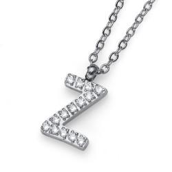 """Přívěsek Oliver Weber Initial """"Z"""" - 11855 (crystal)"""