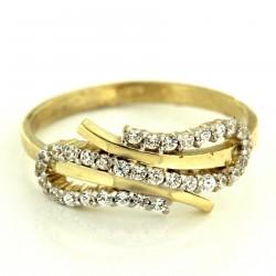 Zlatý prsten PYZ01677