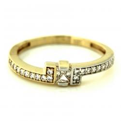 Zlatý prsten TYZ-851
