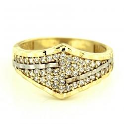 Zlatý prsten PYZ02353
