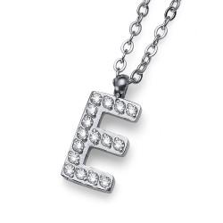 """Přívěsek Oliver Weber Initial """"E"""" - 11834 (crystal)"""