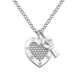 Stříbrný přívěsek Hot Diamonds Love DP654
