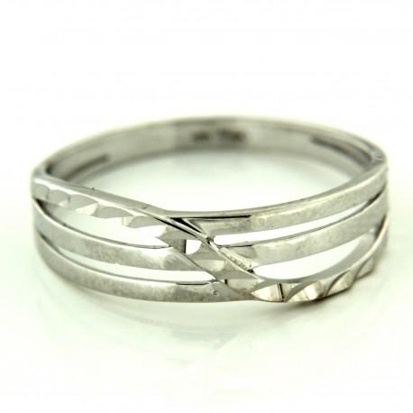 Zlatý prsten PSD283W