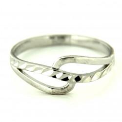 Zlatý prsten PSD282W