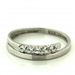 Zlatý prsten YZ-881W