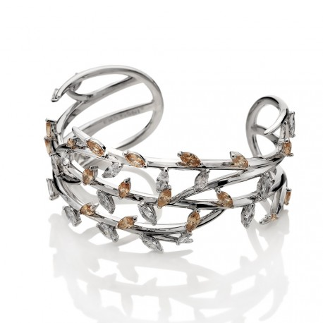 Náramek Hot Diamonds Emozioni Alloro EB065