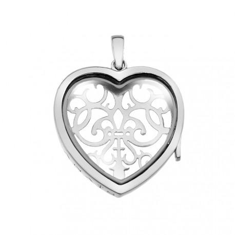 Přívěsek na elementy Hot Diamonds Anais srdce AL012