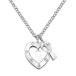 Stříbrný přívěsek Hot Diamonds Love DP653