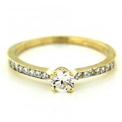 Zlatý prsten S-NPTT-19
