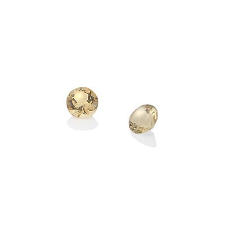 Přívěsek Hot Diamonds Anais element citrín AG020