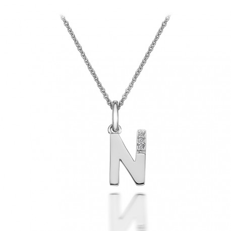 Přívěsek Hot Diamonds Micro N Clasic DP414