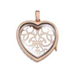 Přívěsek na elementy Hot Diamonds Anais srdce RG AL013