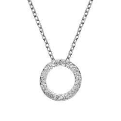Stříbrný přívěsek Hot Diamonds Love DP661