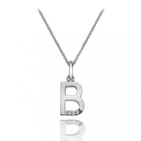 Přívěsek Hot Diamonds Micro B Clasic DP402