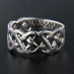 Stříbrný prsten R017