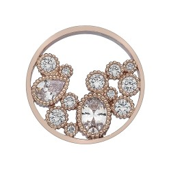 Přívěsek Hot Diamonds Emozioni Spirito Libero Freedom RG Coin 446-447