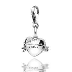 Přívěsek Hot Diamonds Love Heart Charm DT241