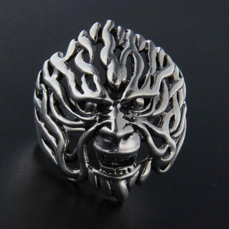 Stříbrný prsten R011