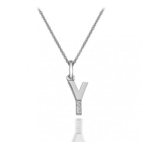 Přívěsek Hot Diamonds Micro Y Clasic DP425