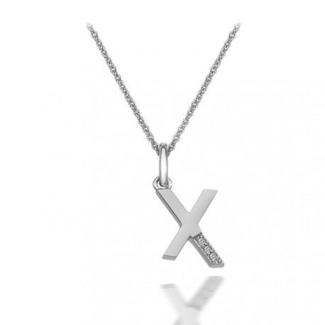 Přívěsek Hot Diamonds Micro X Clasic DP424