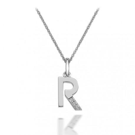 Přívěsek Hot Diamonds Micro R Clasic DP418