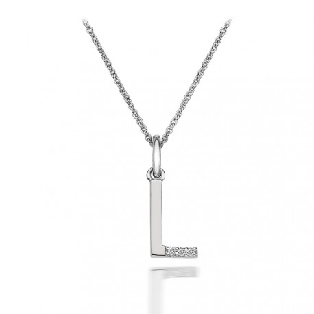 Přívěsek Hot Diamonds Micro L Clasic DP412