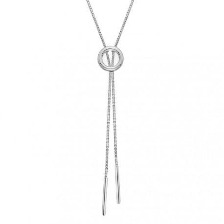 Stříbrný náhrdelník Hot Diamonds Love DN116