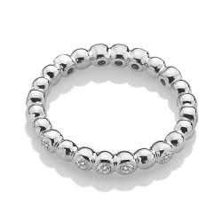 Stříbrný prsten Hot Diamonds Emozioni ER024