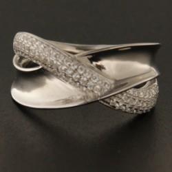 Stříbrný prsten R2163