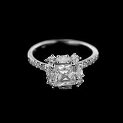Stříbrný prsten R425