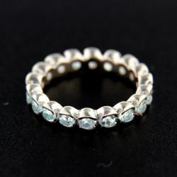 Stříbrný prsten R321