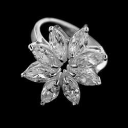 Stříbrný prsten R220