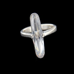 Stříbrný prsten R533