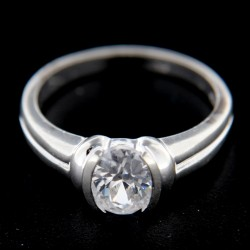 Stříbrný prsten R250