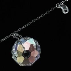 Stříbrný náhrdelník N08