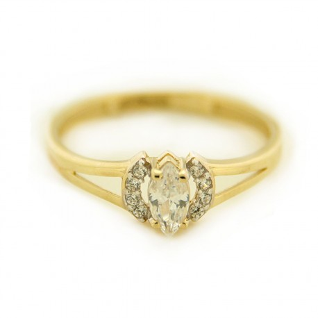 Zlatý prsten AZR505