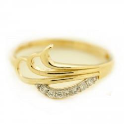 Zlatý prsten SHR207