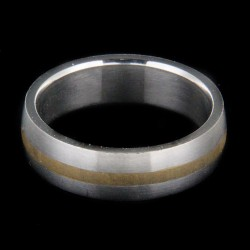 Nerezový prsten O085