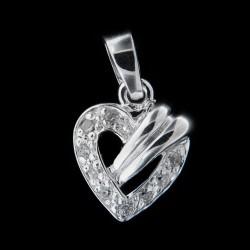 Stříbrný přívěs P1550