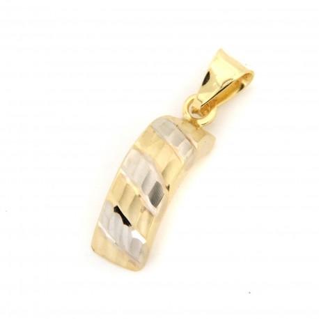 Zlatý přívěs P10332-1010