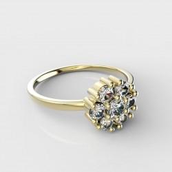 Dětský zlatý prstýnek BeKid - 774 (žluté zlato Au585)