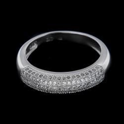 Stříbrný prsten R1687
