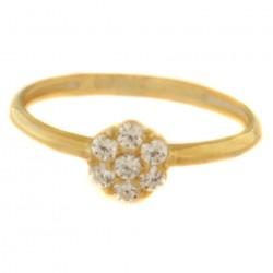Zlatý prsten PAR0325