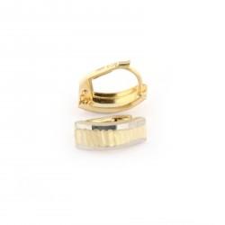 Zlaté náušnice E10333-1359
