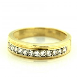 Zlatý prsten R10