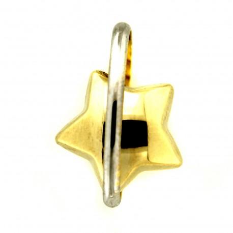 Zlatý přívěs 4083